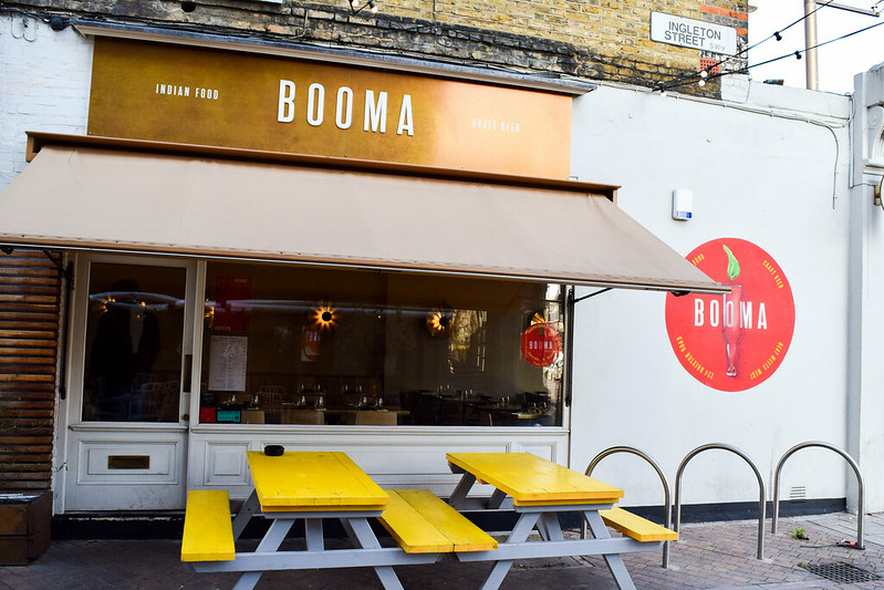 Booma, Brixton