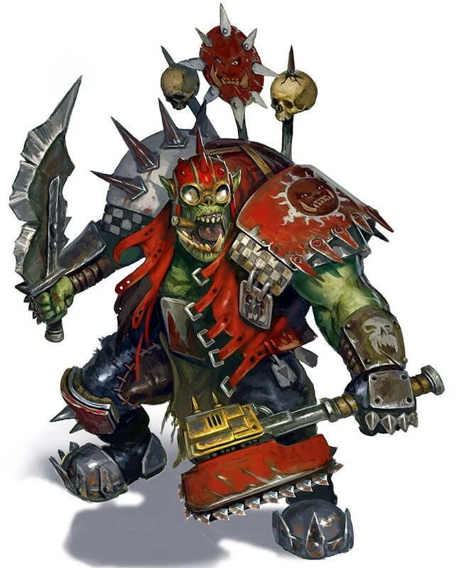 [KLANS ORKS 2019] Klan Evil Sunz 33020736368_7ebee00186_c
