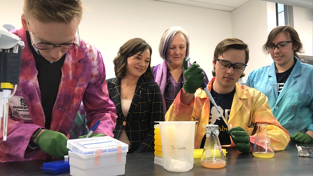 Lethbridge a new hub for science and research