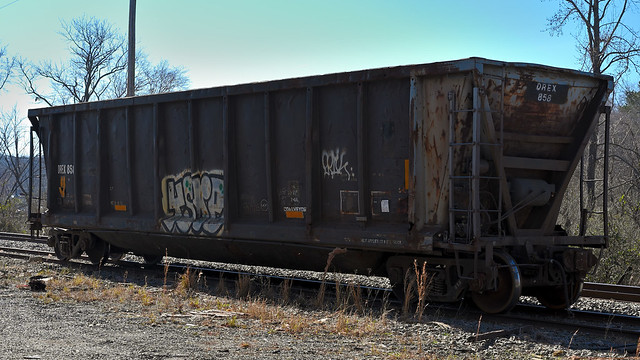 Coal hopper