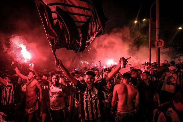 No meio da Massa: Atlético x Defensor - 27.02.2019 Copa Libertadores 2019