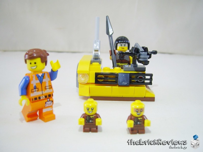 ThebrickReview: 853865 The Lego Movie 2 Accessory set  33422104538_e27e92b70c_c
