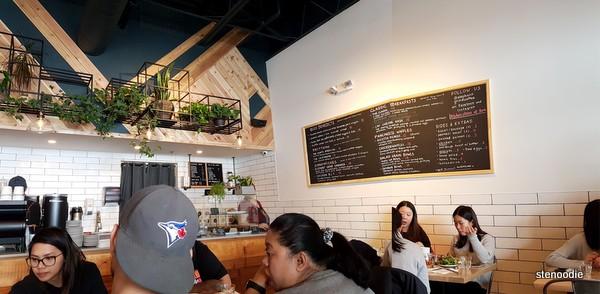 Elephant Grind Coffee interior