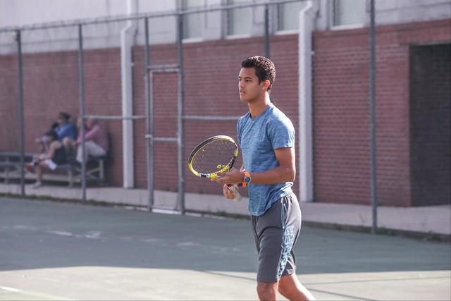 2019 Varsity Tennis