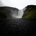 Lousy Smarch Weather #21: Skógafoss by MikeWeinhold