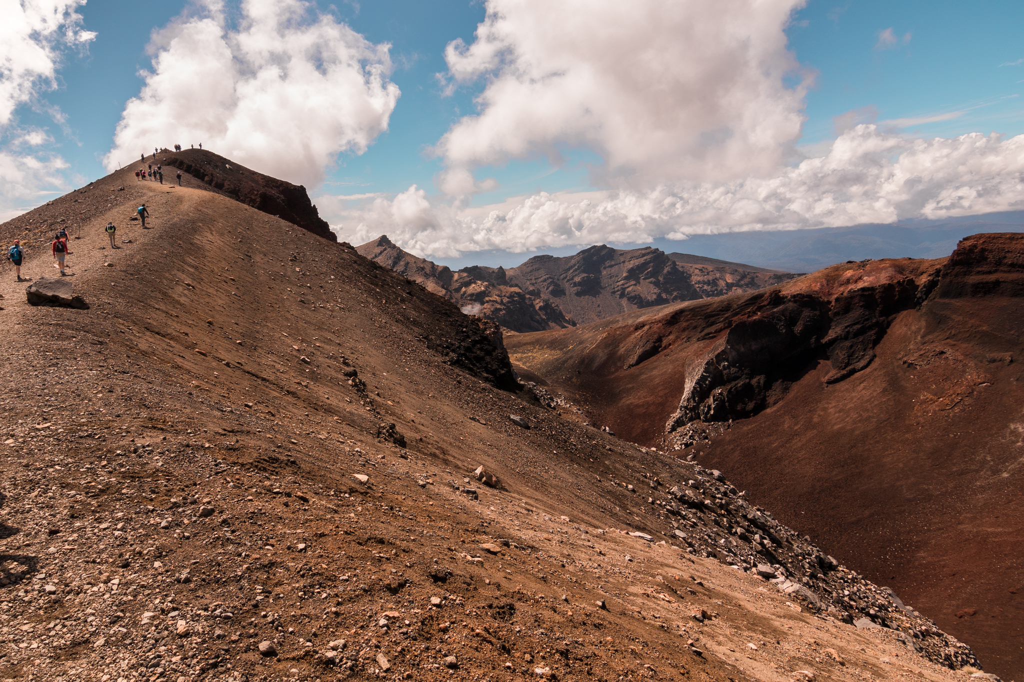 Tongariro crossing-26