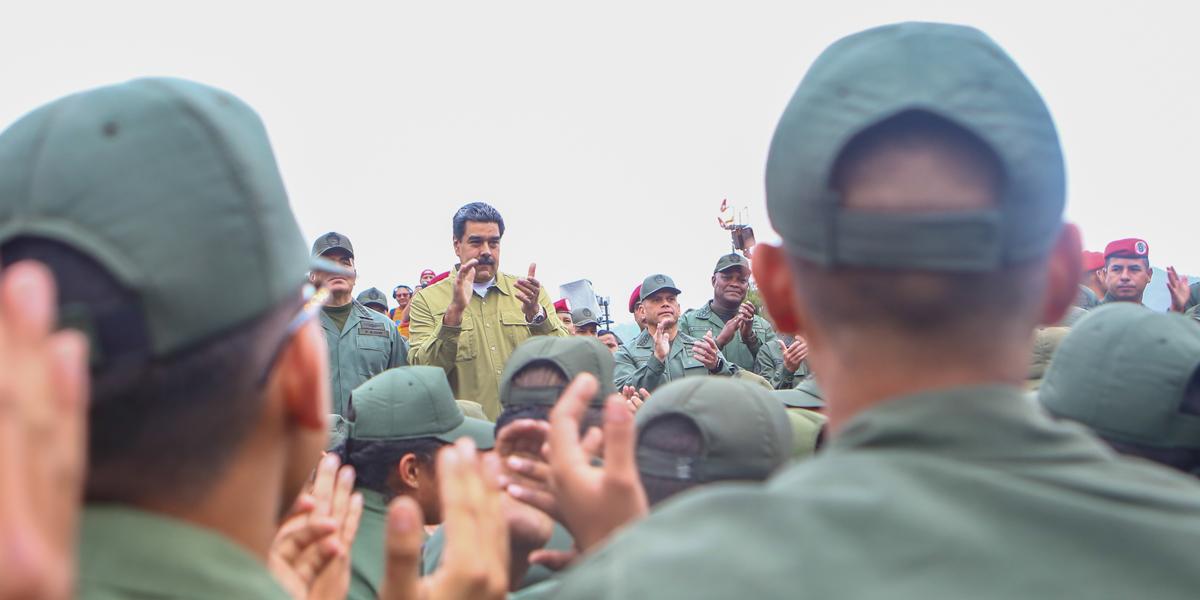 Presidente Maduro: Nuestra FANB es la más poderosa que ha tenido Venezuela en su historia