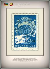 Stamps Moçambique Mozambik