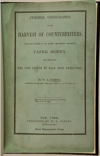 Ormsby's 1862 Harvest of Counterfeiters