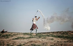 The Return Camp and the peaceful confrontations east of Gaza