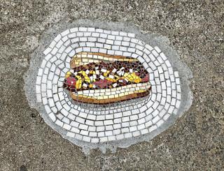 Hot Dog by Jim Bachor