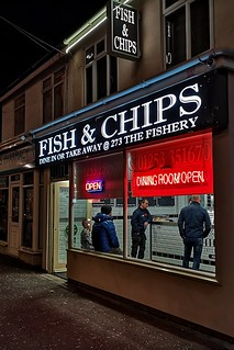 Blackpool Chippy #2