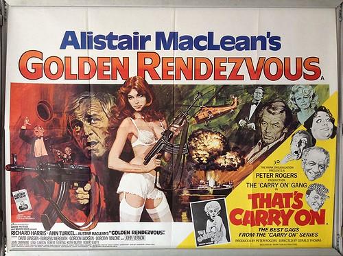 Golden Rendezvous - Poster 2