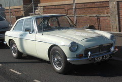 MG MGC GT (1969)