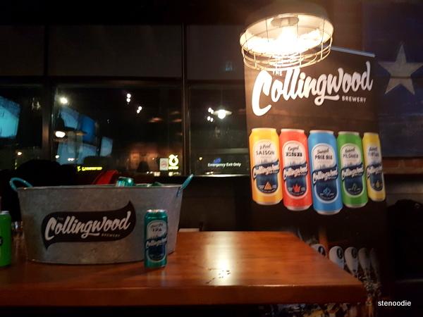 Collingwood Brewery beer