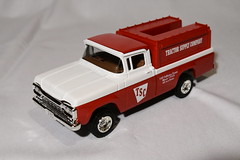Ertl 1960 Ford Truck bank -- Tractor Supply Company