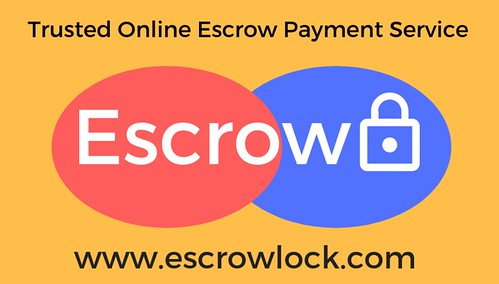 EscrowLock Online Escrow Payment Service: How To Safely Pay Online Without Being Defrauded/Scammed