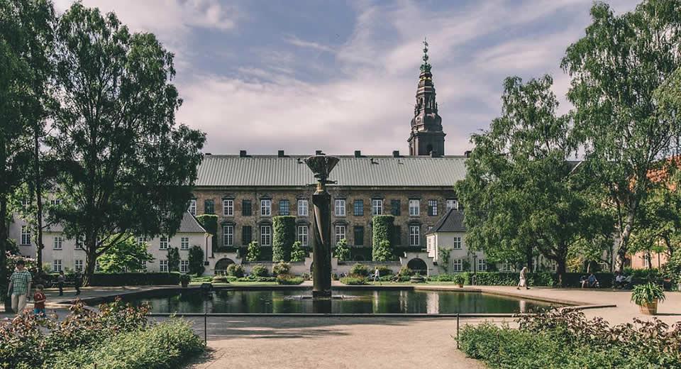 Onbekende bezienswaardigheden Kopenhagen, Royal Library | Mooistestedentrips.nl