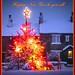 The Village Christmas Tree
