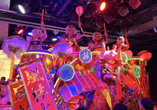 Robot Restaurant Shinjuku Japan 24