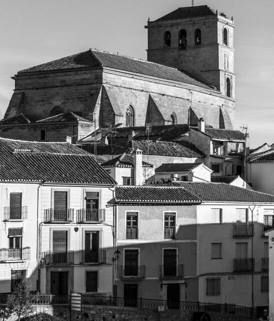 Spain - Granada - Alhama - Church