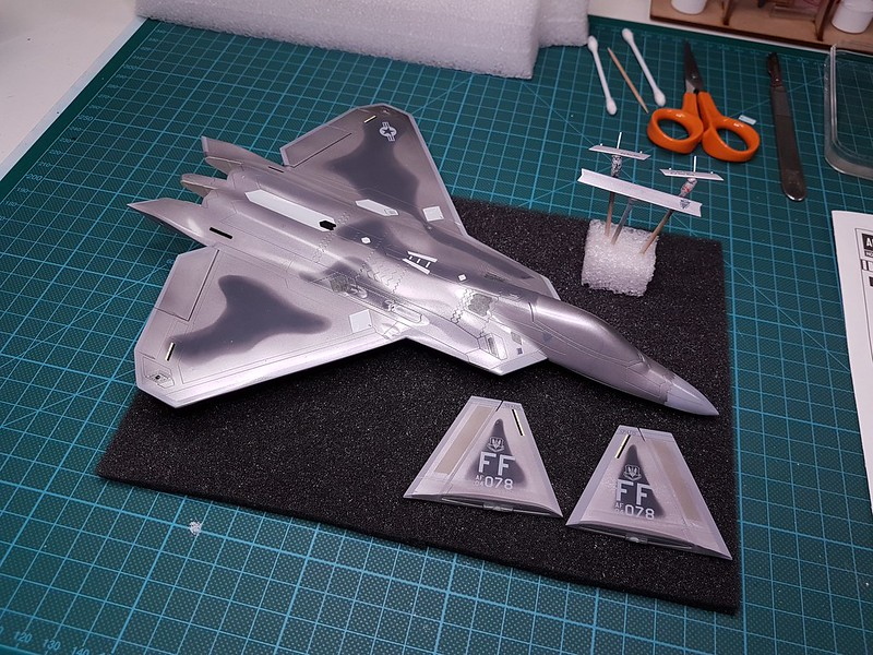 Academy 1/72 F-22A Air Dominance Fighter - Sida 6 45739516094_7c6a25fbcc_c
