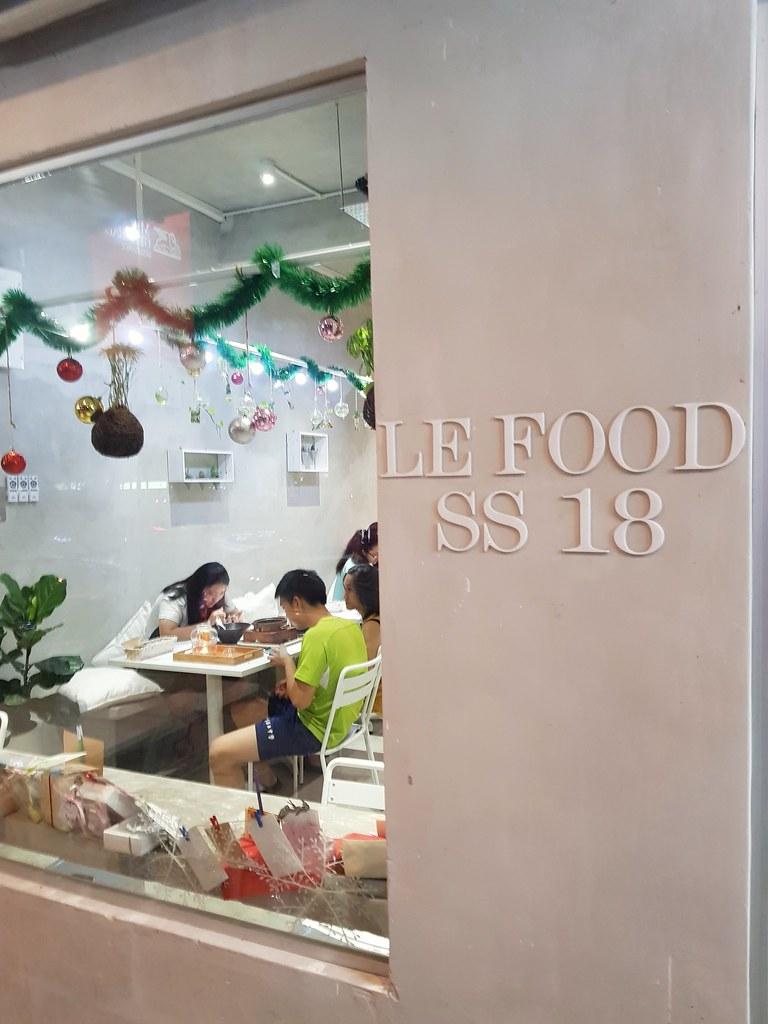 @ Lefood Subang SS18