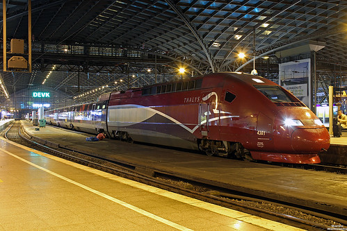 Thalys 4301 | by martin.morkowsky