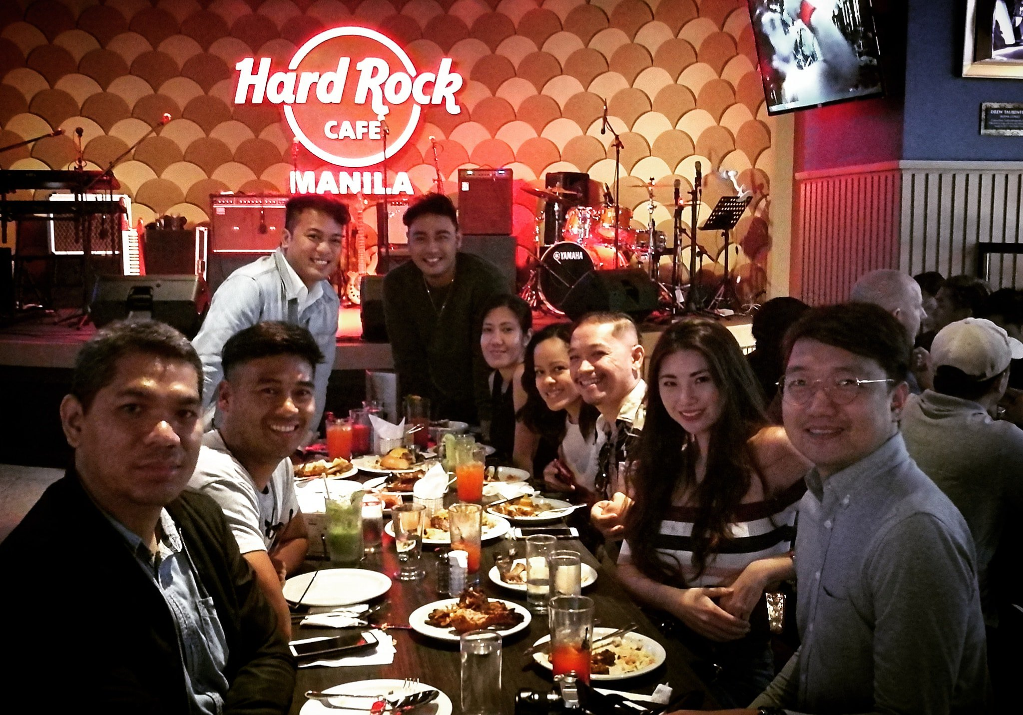 Hard Rock Cafe Manila in S Maison SM Mall of Asia