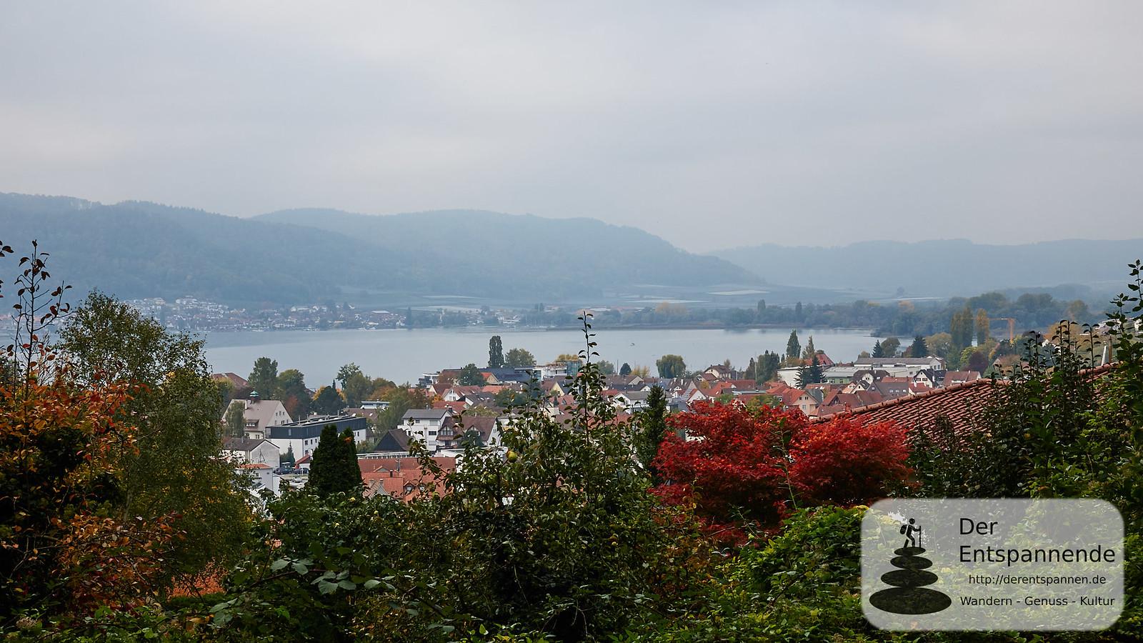 Blick auf Bodman-Ludwigshafen