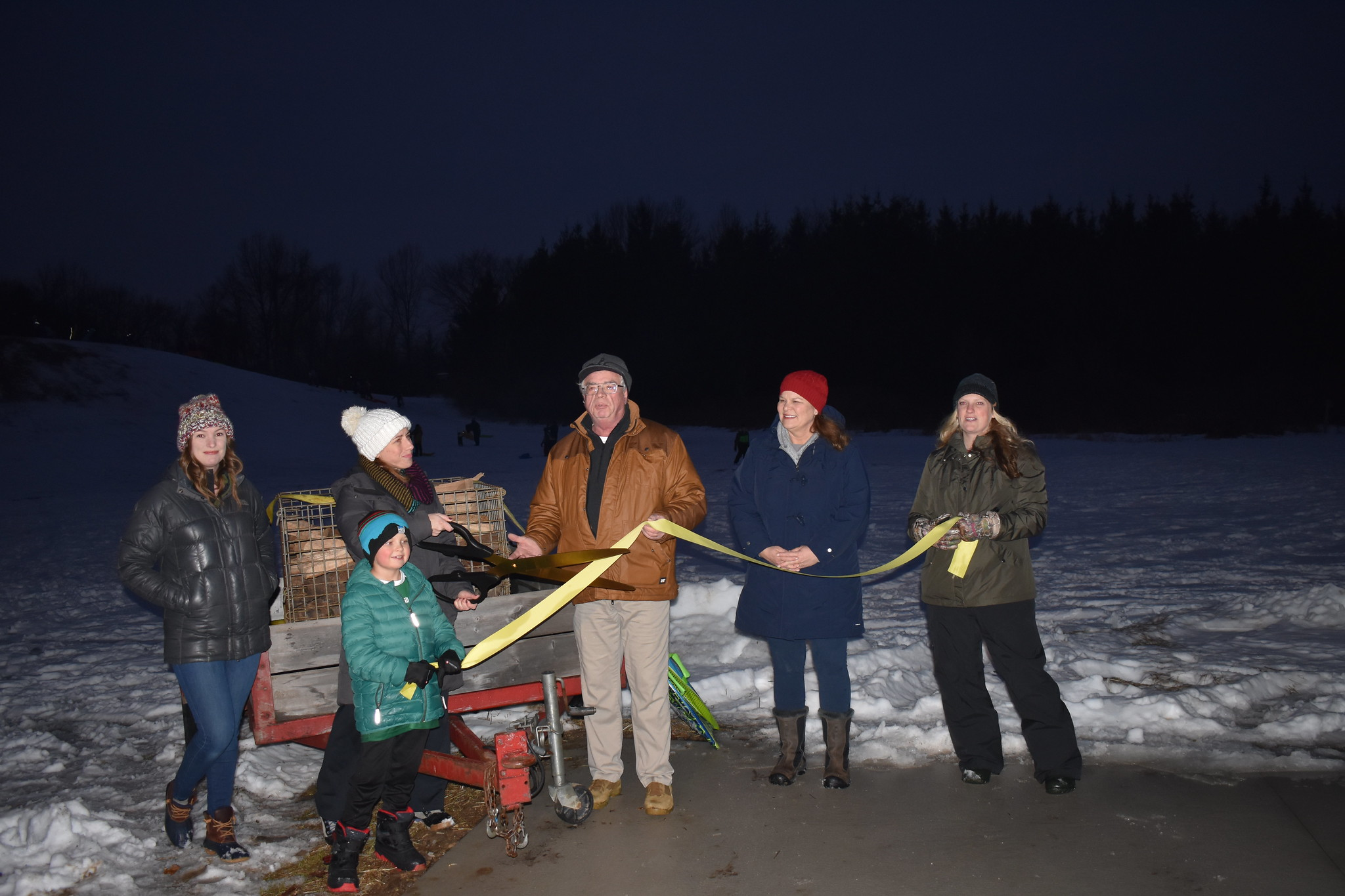 Meridian Celebrates New Park Pavilion