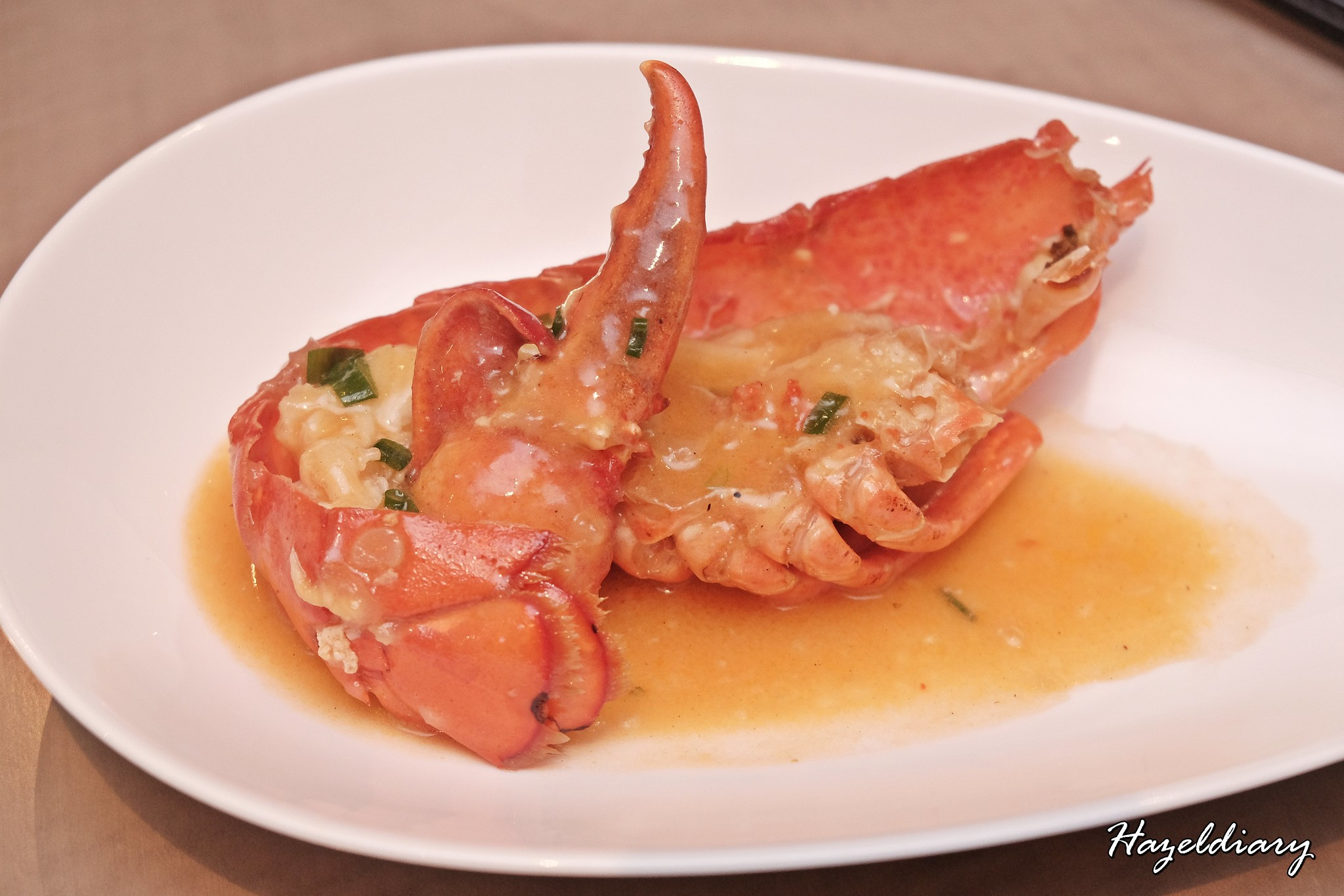jiang Nan Chun Four Seasons Hotel Singapore-CNY Lobster