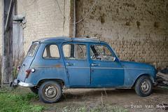 Renault 4 - Photo of Saint-Laurent