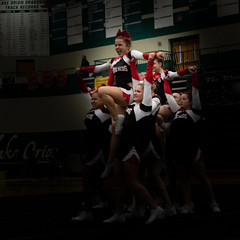 PHHS Cheer Districts 2019-2