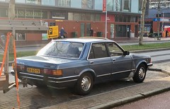 1984 Ford Granada 2.3 GL Automatic
