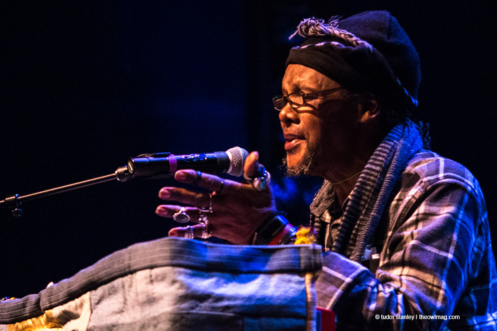 Lonnie Holley_Brava Theater_March 01, 2019_04