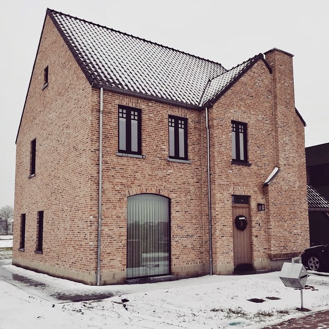 Villa Vlaamse stijl