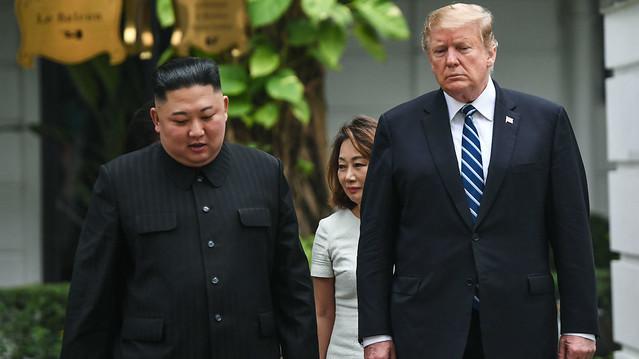 Reunión Trump y Kim Jong-un