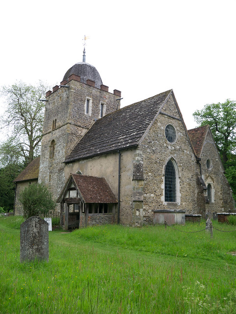 Albury Old Parish Church