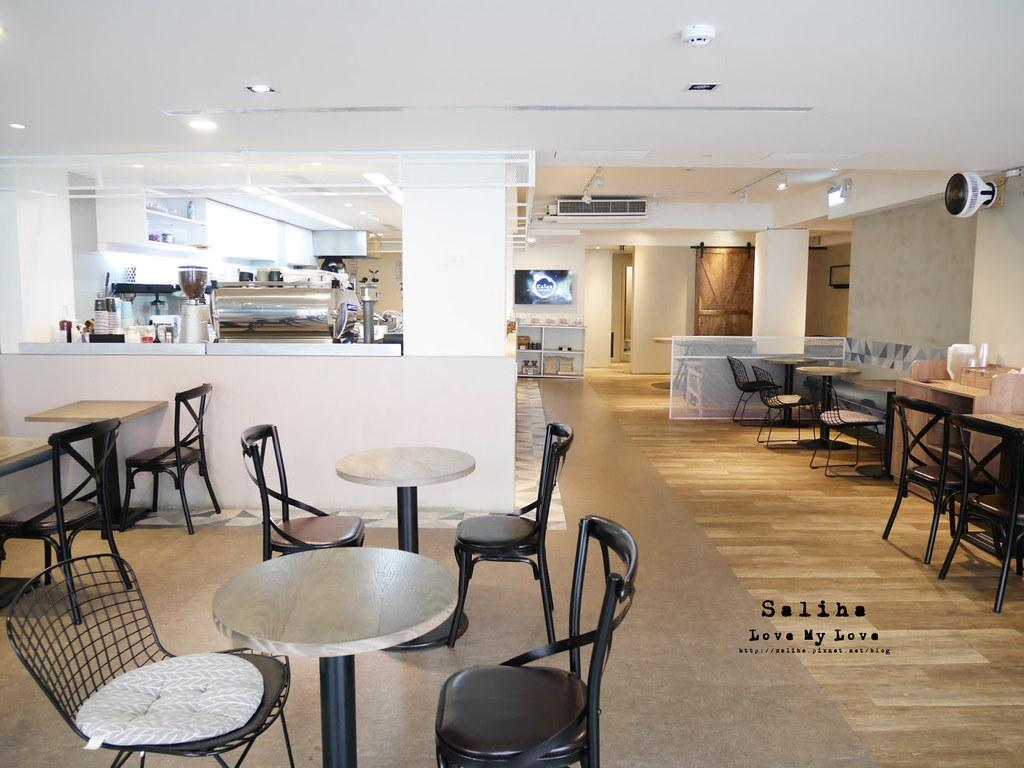 東區不限時咖啡廳餐廳推薦Cuiqu Coffee奎克咖啡台北忠孝店下午茶早午餐輕食 (9)