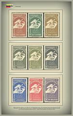 Stamps Venezuela