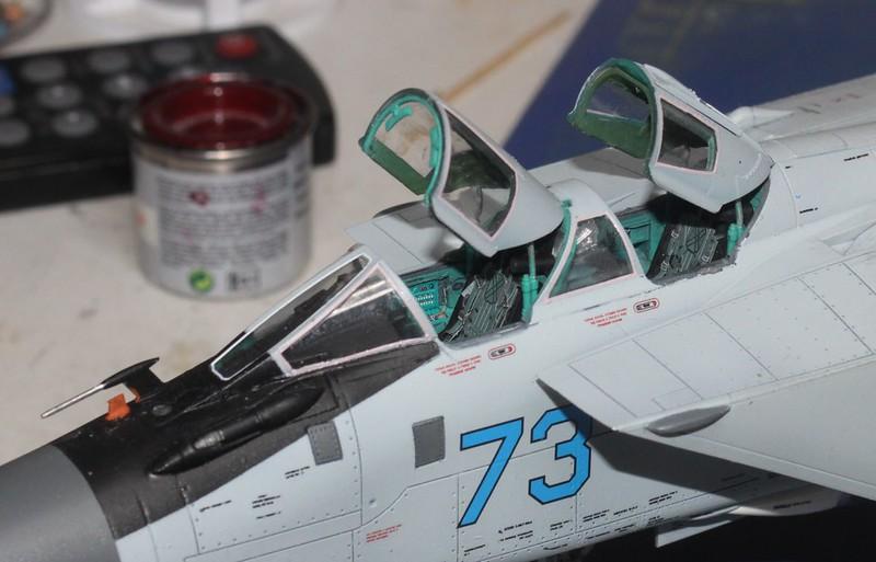 MiG-31B Foxhound, AMK 1/48 - Sida 10 46513509841_9e5042663f_c