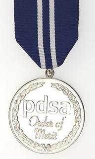 PDSA order-of-merit medal