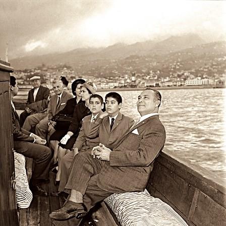 Fugêncio Baptista, Madeira (n/ id., 1959)