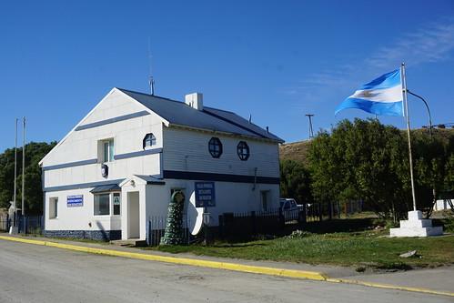 Paso Fronterizo San Sebastián, Isla Tierra del Fuego