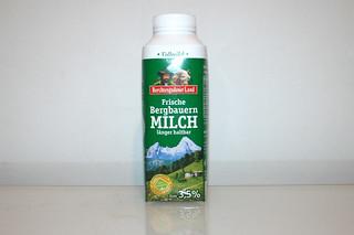 12 - Zutat Milch / Ingredient milk
