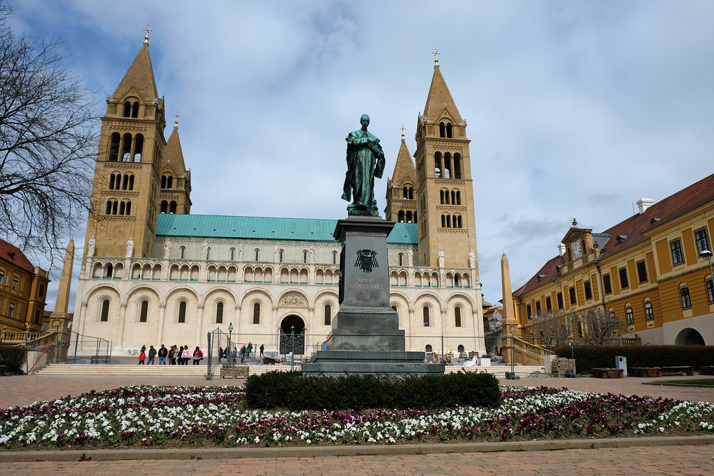 Cathedral of St. Peter and Paul, Pécs, Hungary