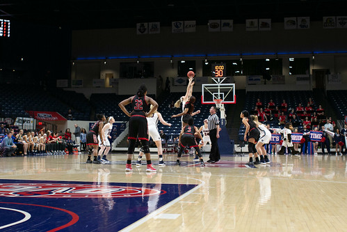 Women's Basketball vs SEMO 2019