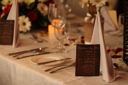 Rustic-inspired accents await diners this Valentines Day in Seda Abreeza