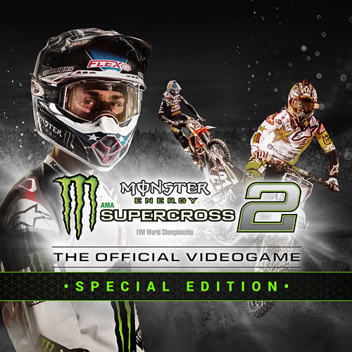 Monster Energy Supercross 2 – Special Edition